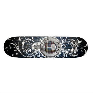 Clan Anderson Skateboard Deck
