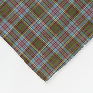 Clan Anderson Tartan Fleece Blanket