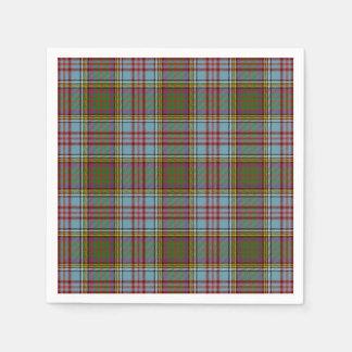 Clan Anderson Tartan Paper Napkin