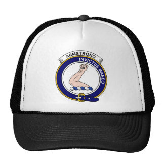 Clan Armstrong Badge Hat