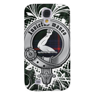 Clan Armstrong iPhone 3G Case Samsung Galaxy S4 Covers
