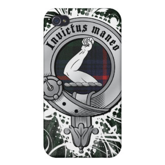 Clan Armstrong iPhone 4 Case
