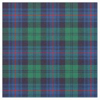 Clan Armstrong Tartan Fabric