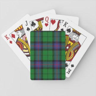 Clan Armstrong Tartan Playing Cards