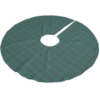 Clan Bailey Tartan Brushed Polyester Tree Skirt