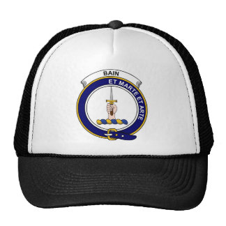 Clan Bain Badge Hat