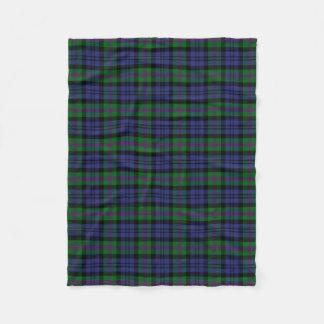 Clan Baird Tartan Fleece Blanket