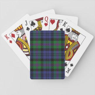 Clan Baird Tartan Playing Cards
