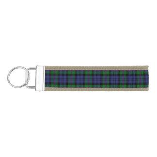 Clan Baird Tartan Wrist Keychain