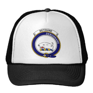 Clan Bethune Trucker Hats