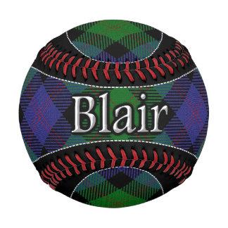 Clan Blair Scottish Dream Tartan Baseball