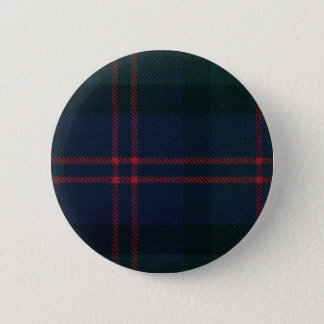 Clan Blair Tartan Button