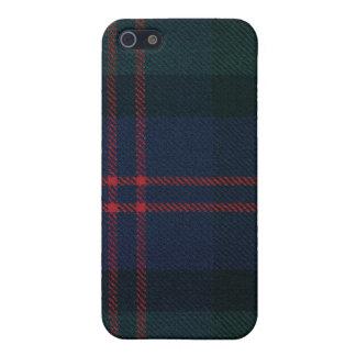 Clan Blair Tartan iPhone 4 Case
