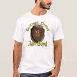 Clan Boyd Scottish Proud Shirts
