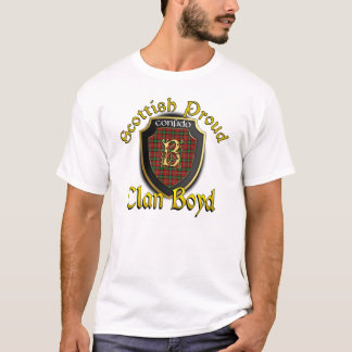 Clan Boyd Scottish Proud Shirts