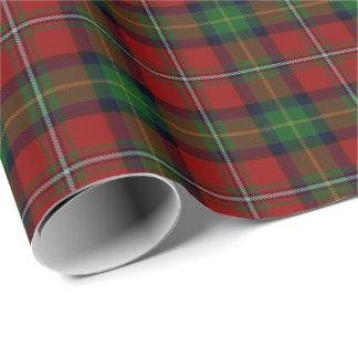 Clan Boyd Scottish Tartan Wrapping Paper