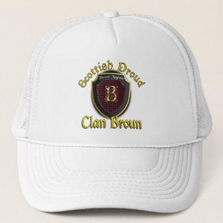 Clan Broun Scottish Dynasty Cap