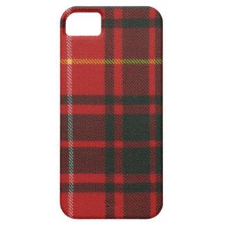 Clan Bruce Tartan iPhone SE/5/5s Case