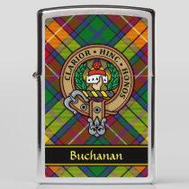 Clan Buchanan Crest Zippo Lighter