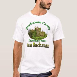 Clan Buchanan que soña con el castillo casero de Playera