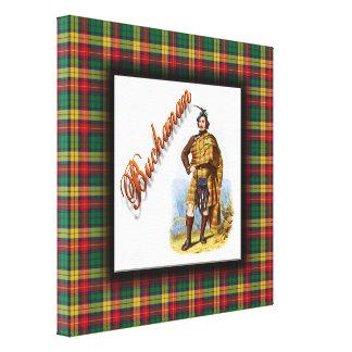 Clan Buchanan Scottish Dream Canvas Print