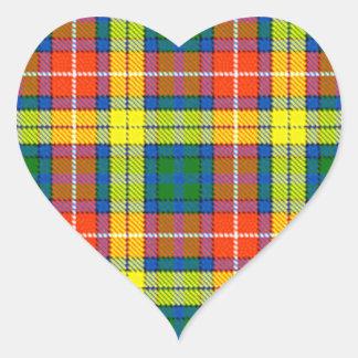 Clan Buchanan Stickers