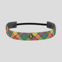 Clan Buchanan Tartan Athletic Headband