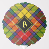 Clan Buchanan Tartan Balloon