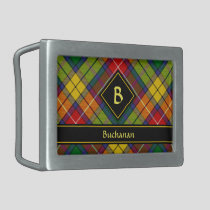 Clan Buchanan Tartan Belt Buckle
