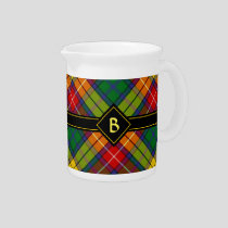 Clan Buchanan Tartan Beverage Pitcher