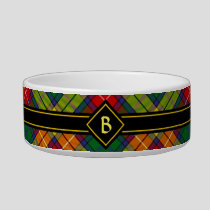 Clan Buchanan Tartan Bowl