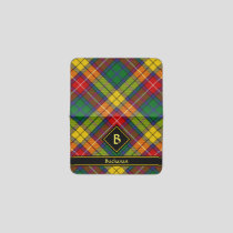 Clan Buchanan Tartan Card Holder