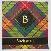 Clan Buchanan Tartan Cloth Napkin