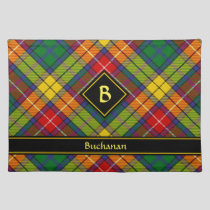 Clan Buchanan Tartan Cloth Placemat