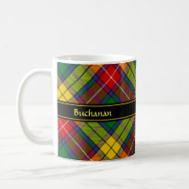 Clan Buchanan Tartan Coffee Mug