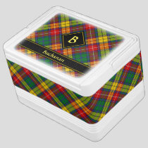 Clan Buchanan Tartan Cooler