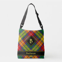 Clan Buchanan Tartan Crossbody Bag