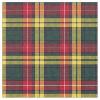 Clan Buchanan Tartan Fabric
