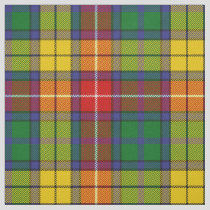Clan Buchanan Tartan Fabric