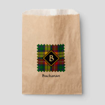 Clan Buchanan Tartan Favor Bag