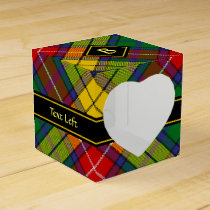 Clan Buchanan Tartan Favor Box