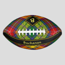 Clan Buchanan Tartan Football