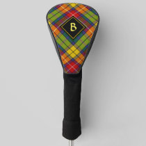 Clan Buchanan Tartan Golf Head Cover