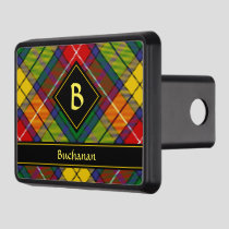 Clan Buchanan Tartan Hitch Cover