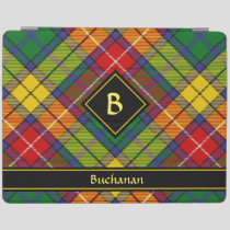 Clan Buchanan Tartan iPad Smart Cover