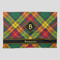 Clan Buchanan Tartan Kitchen Towel