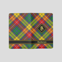 Clan Buchanan Tartan Large Moleskine Notebook