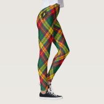 Clan Buchanan Tartan Leggings
