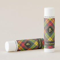 Clan Buchanan Tartan Lip Balm