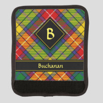Clan Buchanan Tartan Luggage Handle Wrap